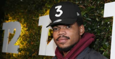 Chance The Rapper had some thoughts on how race is depicted in Netflix's Bright