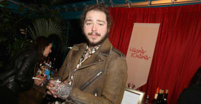 Post Malone shares Beerbongs & Bentleys