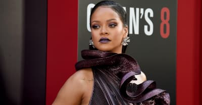 Rihanna is suing her father for alleged Fenty brand misuse