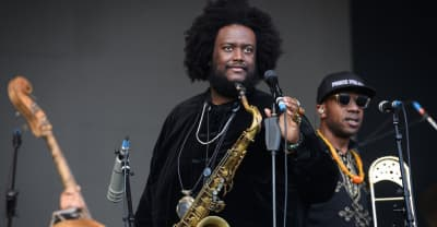 Kamasi Washington ends Austria gig early amid claim security assaulted his father