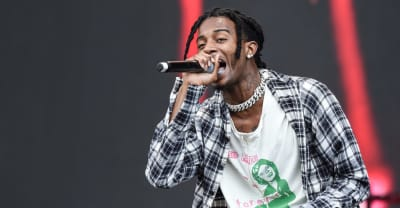 Playboi Carti debuts at No.1 with Whole Lotta Red