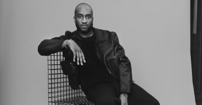 """Virgil Abloh teams up with serpentwithfeet for new song """"Delicate Limbs"""""""