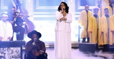 Watch 2 Chainz perform with Marsha Ambrosius on The Tonight Show