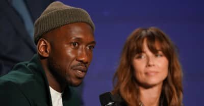 Watch Mahershala Ali rap a freestyle verse at the Toronto Film Festival
