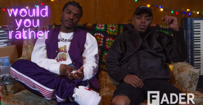 Smino and Boogie start an R&B group, listen to IceJJFish ASMR, and more