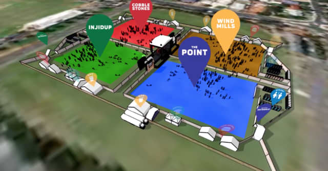 Australian music festival to trial Covid-safe event next month 1
