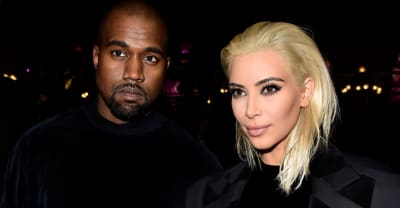 Report: Kim Kardashian has filed for divorce from Kanye West
