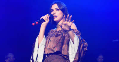 Fans waving flags in support of gay rights ejected from Dua Lipa concert