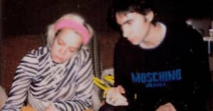 "Oscar Scheller and Lily Allen link up on ""1%"""