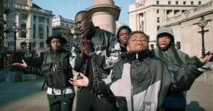 Stormzy beat Taylor Swift to the U.K. No. 1 spot