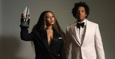Watch Beyoncé and Jay Z's GLAAD awards speech