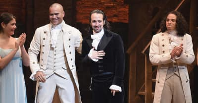 Listen To The Star-Studded Hamilton Mixtape