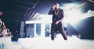Read along with The FADER's liveblog of Kanye West's second Donda release party