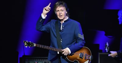 Paul McCartney says he rejected Kanye West's offer to produce his new album