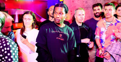 Judge rules Swedish police can hold A$AP Rocky for another week