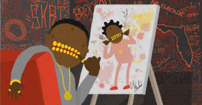 Kodak Black Announces Debut Album Painting Pictures