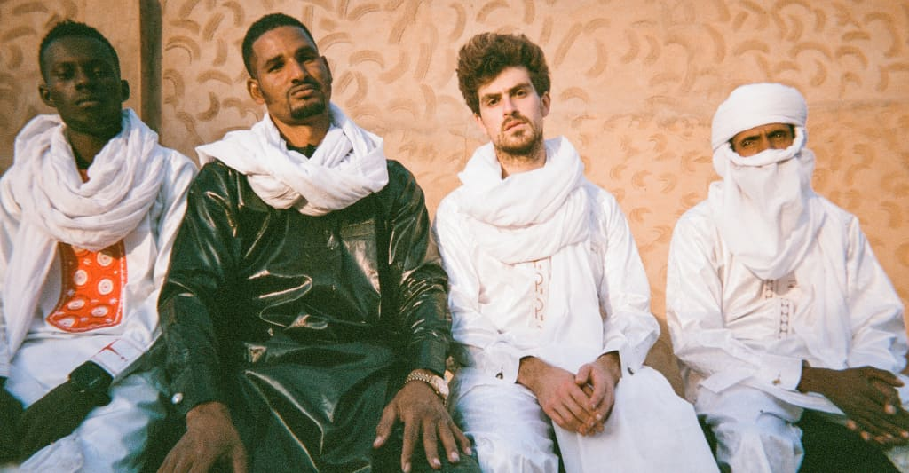 "Watch the video for Mdou Moctar's new song ""Taliat"""