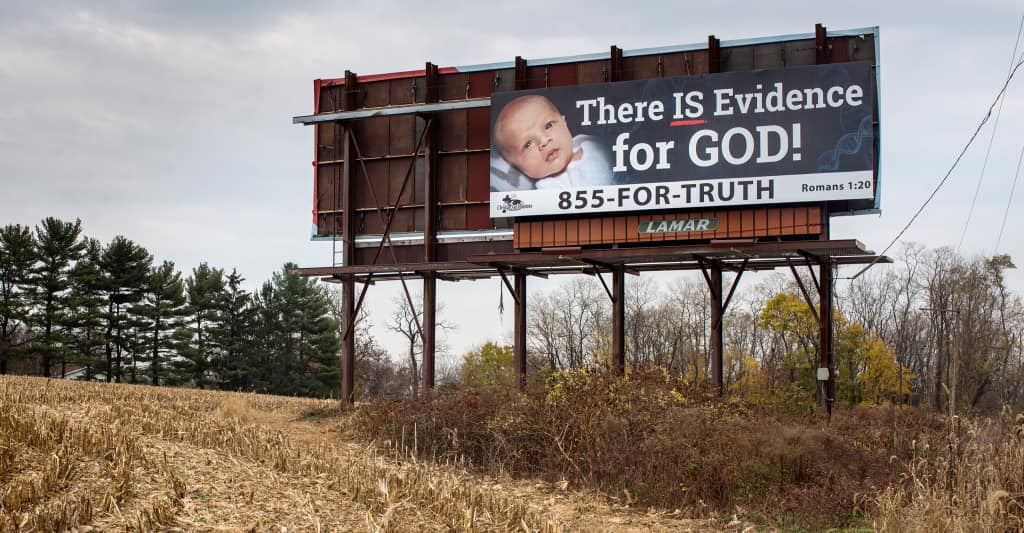 In 2016, Religious Organizations Spent More Money On Billboards Than
