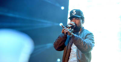Chance The Rapper To Perform At Bon Iver-Curated Eaux Claires Festival