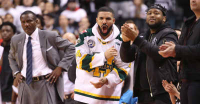 """Drake tells Toronto crowd: """"This is how the world is supposed to work"""""""