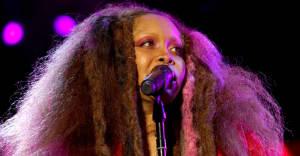 Erykah Badu, Alicia Keys join Kavanaugh protest in Washington