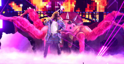 Watch the best performances from the 2021 BET Hip Hop Awards
