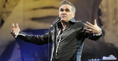 Morrissey is unhappy about his parody on The Simpsons