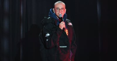 Logic announces plan to retire with new album due next week