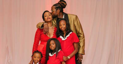 Everyone at 2 Chainz and Kesha Ward's wedding brought the glitz