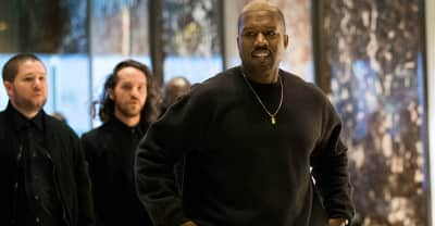 """Kanye West reportedly wants to """"leave the traditional music business,"""" has parted ways with management"""