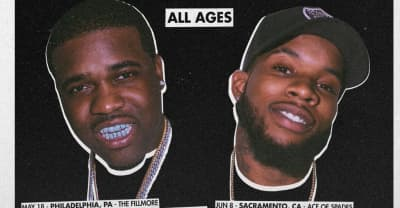 """A$AP Ferg And Tory Lanez Share """"Line Up The Flex"""" Video"""