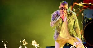 Watch Bad Bunny perform at the Latin Grammys