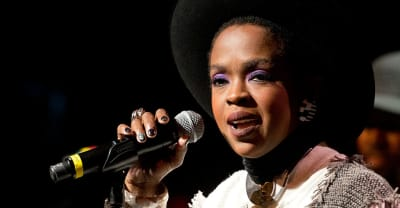 "Watch Lauryn Hill Perform Her New Version Of ""Rebel/I Find It Hard To Say"" On Charlie Rose"