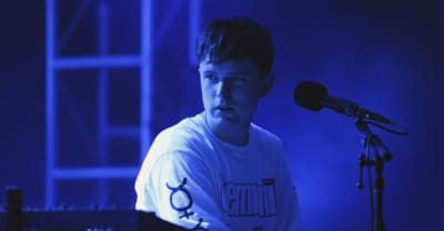 "James Blake wants you to stop using ""sad boy"" to describe his music"