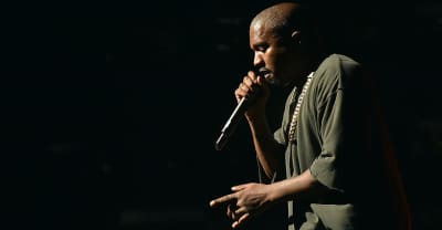 Kanye West is reportedly producing an EP from Bump J and Sly Polaroid
