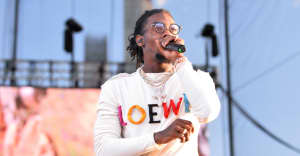 Offset solo album produced entirely by Metro Boomin and Southside