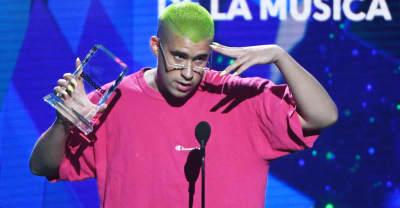 "Bad Bunny shares new single ""Callaita"""