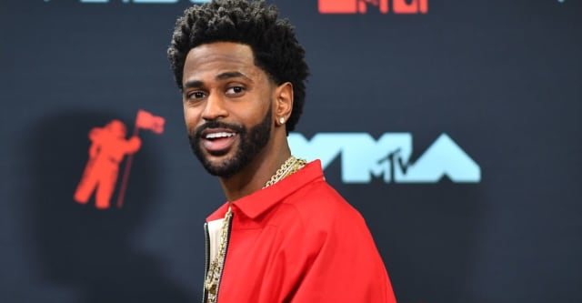 Big Sean has the Number 1 album in the country 1