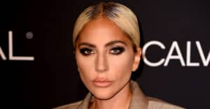 """Lady Gaga: Trump """"driven by ignorance"""" on trans rights"""