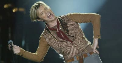 No, David Bowie's Ashes Were Not Scattered At Burning Man