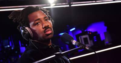 Listen To Sampha's Dreamy Radio 1 Xtra Live Lounge Session