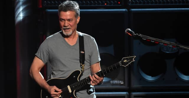Eddie Van Halen dead at 65 1
