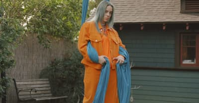 Watch a trailer for the Billie Eilish documentary The World's A Little Blurry