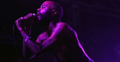 "Death Grips shares new song ""Black Paint"""