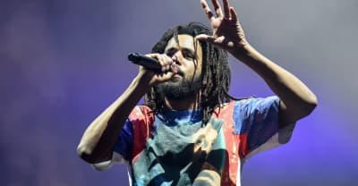 J. Cole shares two new tracks from Dreamville's Revenge of the Dreamers III