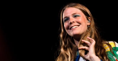 Watch Florence Welch join Maggie Rogers on stage in London