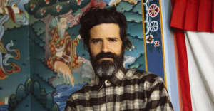 Walking through the cosmos with Devendra Banhart