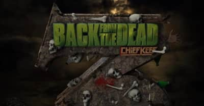 Chief Keef drops Back From The Dead 3