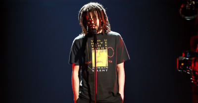 J. Cole confirms he's recording a third Dreamville collaborative album