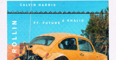 "Khalid And Future Come Together On Calvin Harris's ""Rollin"""